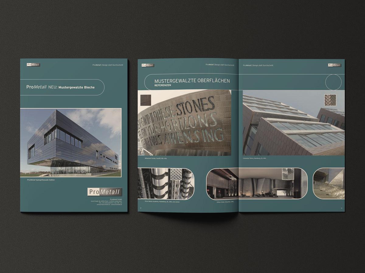Katalog MustergewalzteBleche 2018