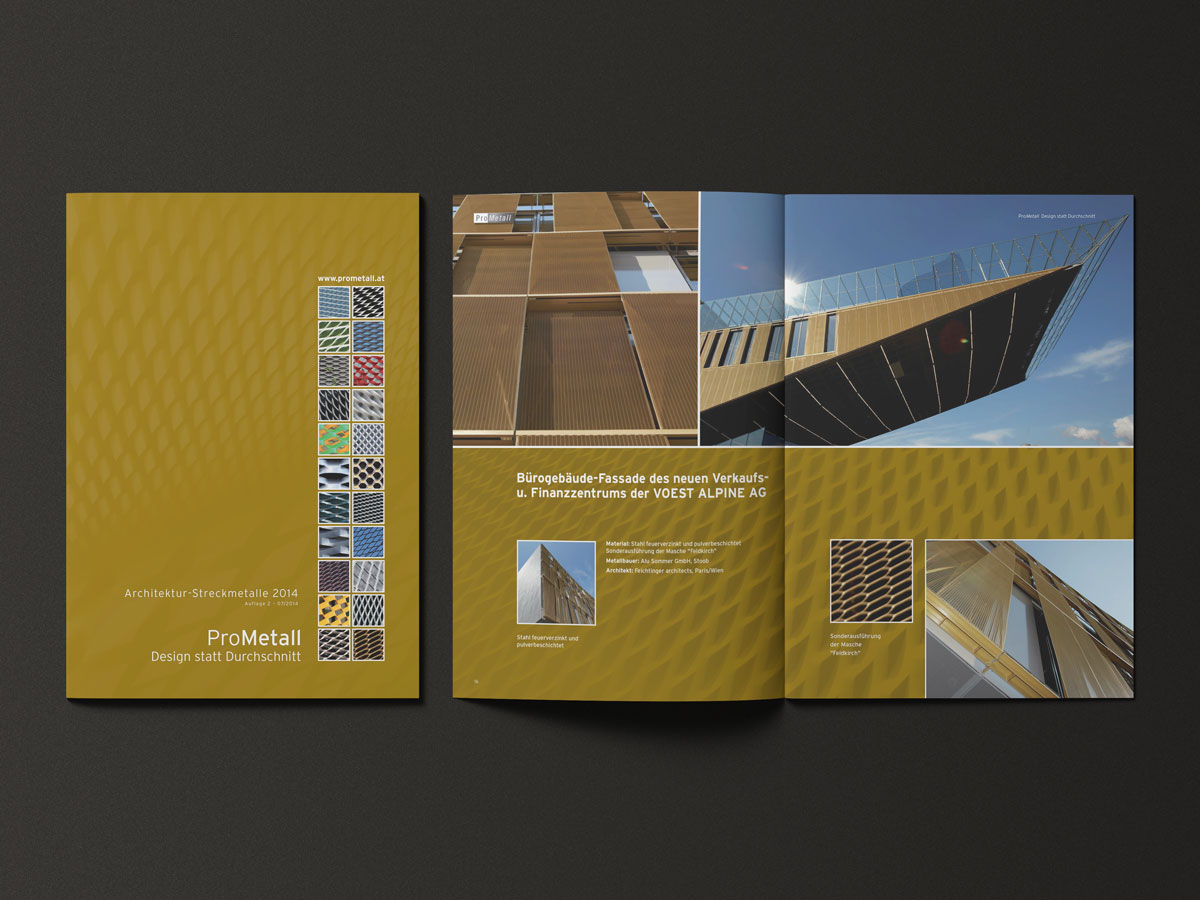 Katalog Streckmetalle 2018